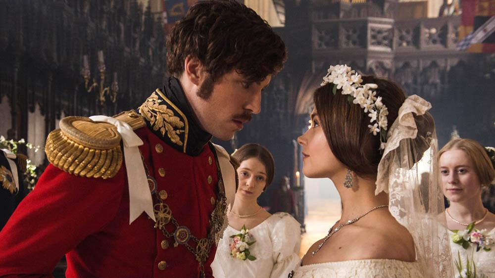 VICTORIA 1 5 TOM HUGHES as Albert JENNA COLEMAN