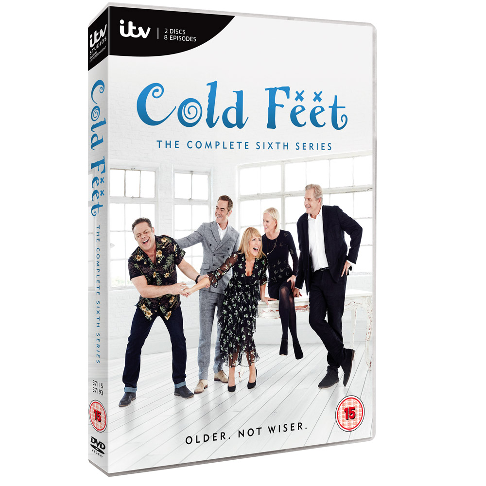 Cold Feet 6 DVD