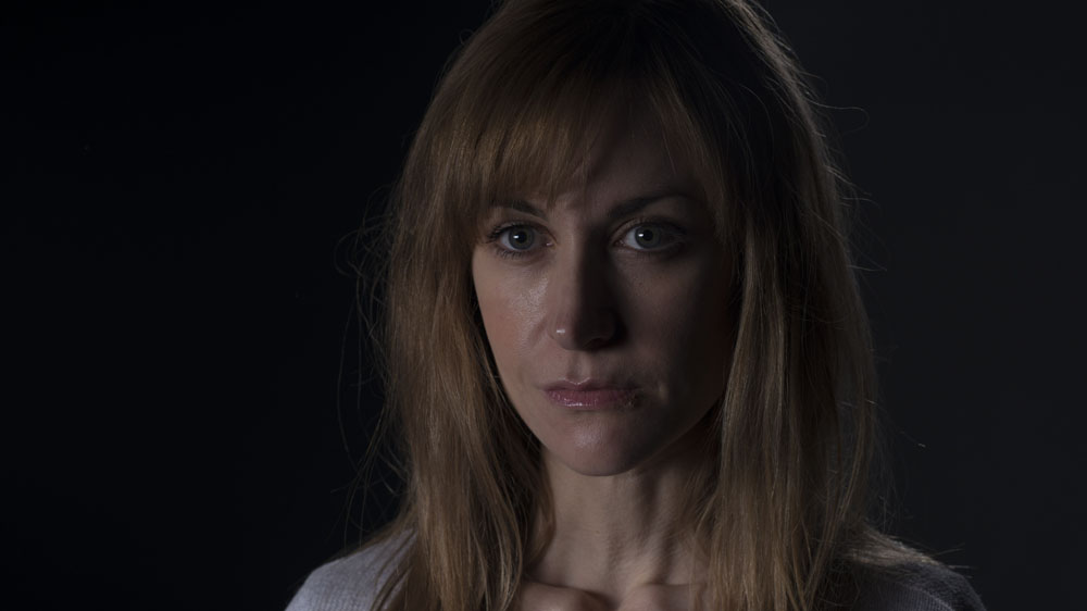 HIM KATHERINE KELLY as Hannah.