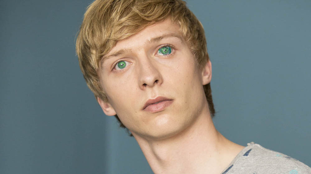 HUMANS Odi (Will Tudor)