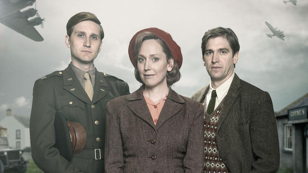 My Mother and Other Strangers Ronald Dreyfuss (AARON STATON), Rose Coyne (HATTIE MORAHAN), Michael Coyne (OWEN MCDONNELL)