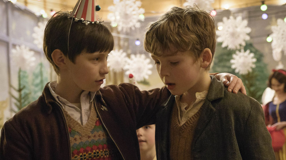 My Mother and Other Strangers 1 5 Francis Coyne (MICHAEL NEVIN), Seamus Brady (ISAAC HESLIP)