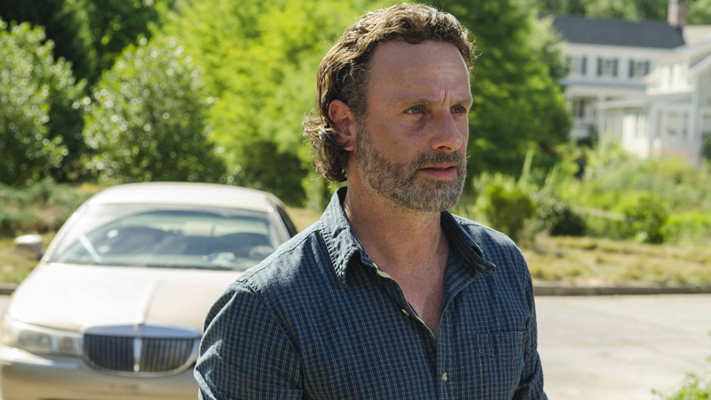 The Walking Dead 7 4 Andrew Lincoln as Rick Grimes