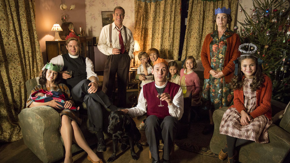 Grantchester Christmas 2016
