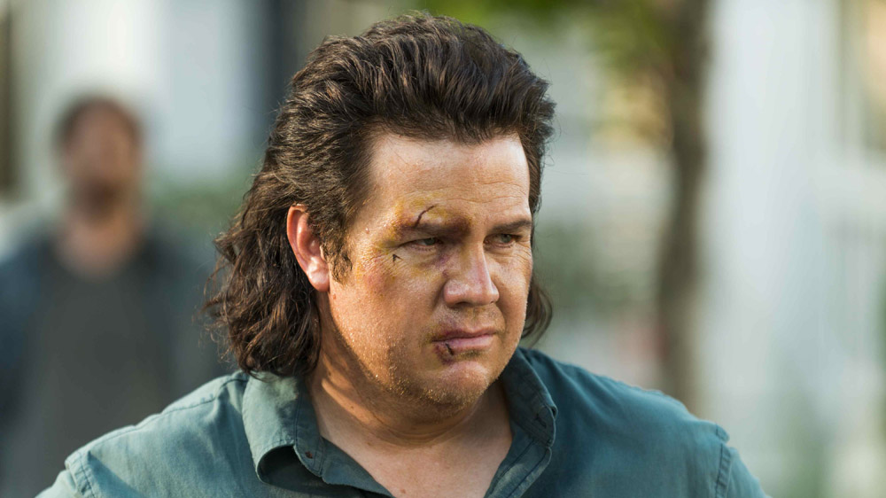 The Walking Dead 1 8 Josh McDermitt as Dr. Eugene Porter