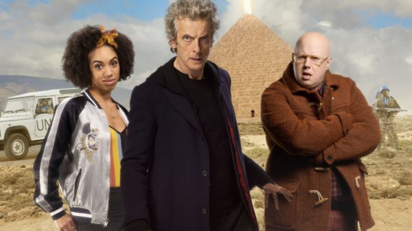 Doctor Who Pyramid at the End of the World Bill Nardole