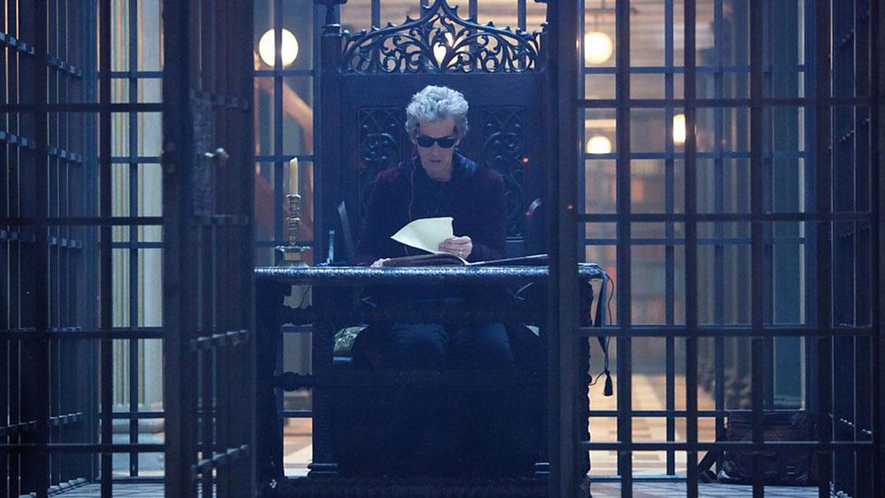 Doctor Who Veritas Extremis