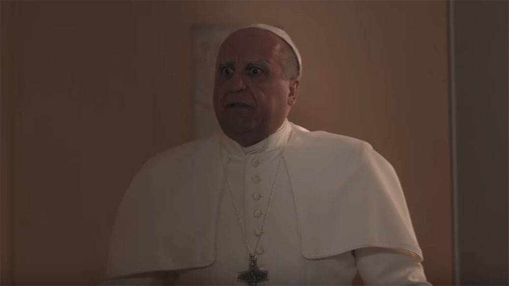 The Pope Doctor Who Extremis