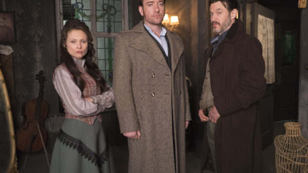 Ripper Street Season 5 episode 01