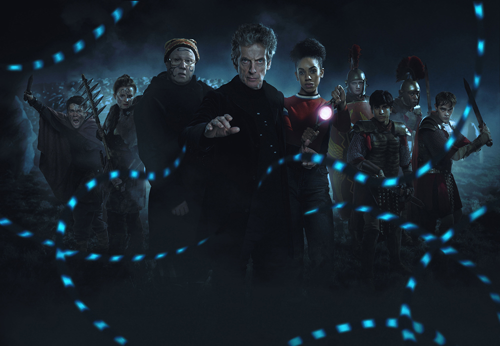 Doctor Who 'The Eaters of Light'