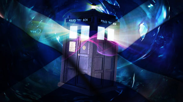 Doctor Who Scottish