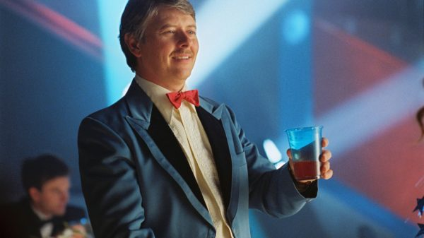 Dave Foley in Sky High