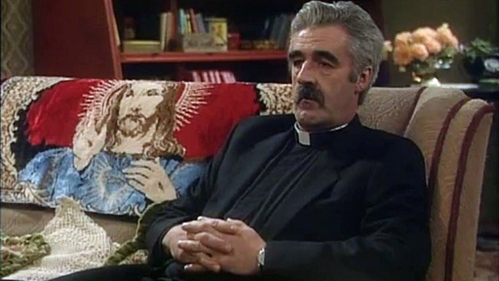 Father Stone Father Ted