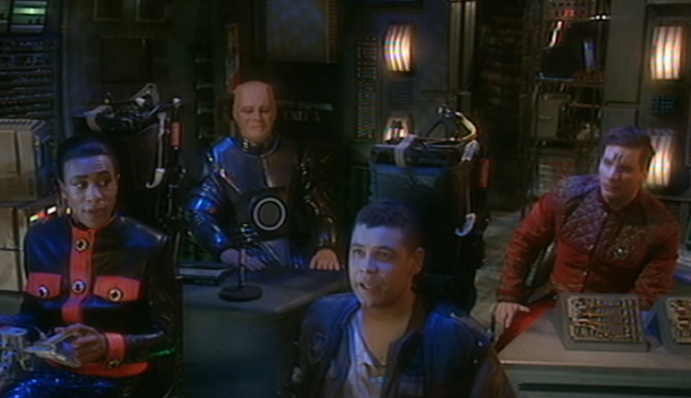 red dwarf death - photo #18