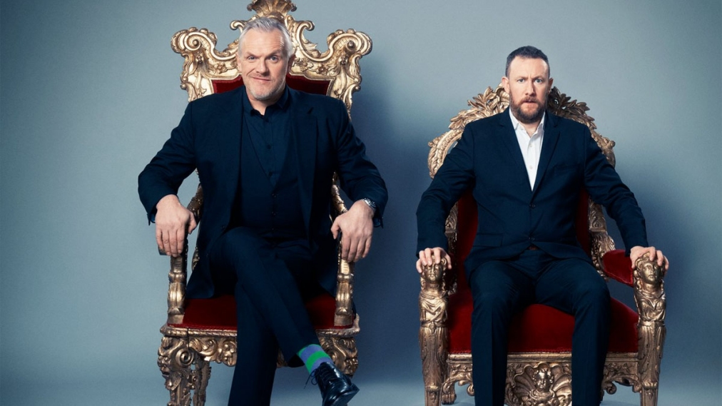 Taskmaster series 7 breaks the show's ratings records
