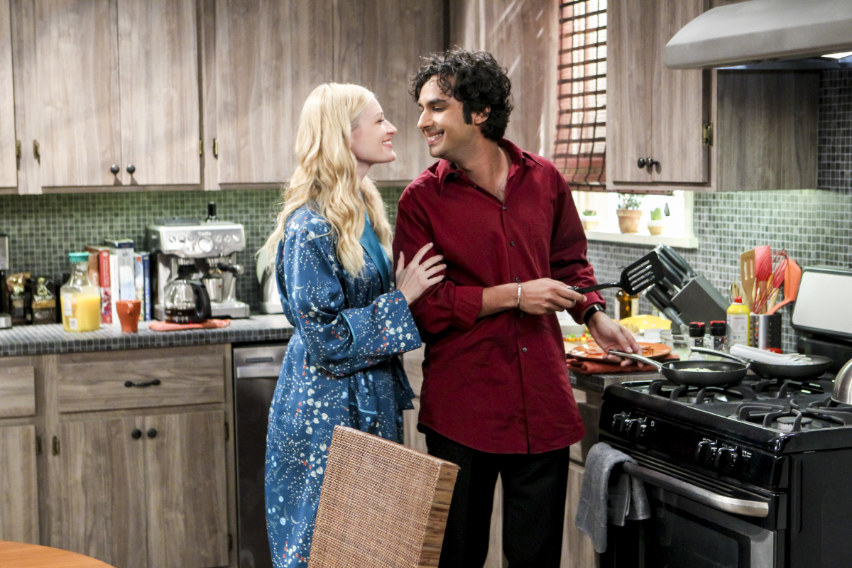 Staffel 11 Big Bang Theory