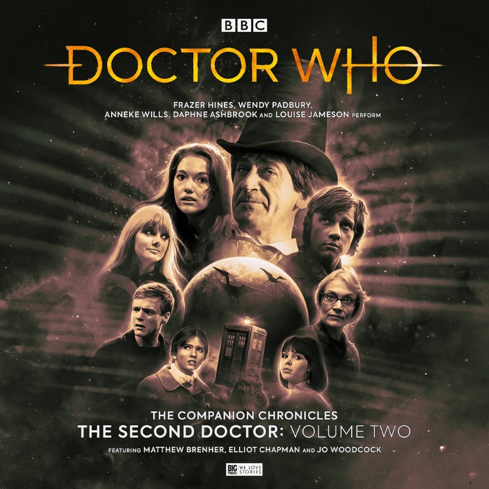 Doctor Who The Companion Chronicles – The Second Doctor