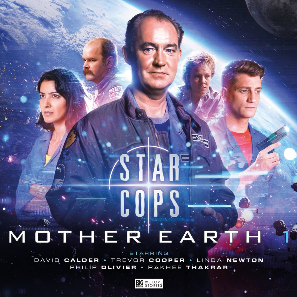 b278d6df9cf3 Star Cops  Mother Earth Part 1 review
