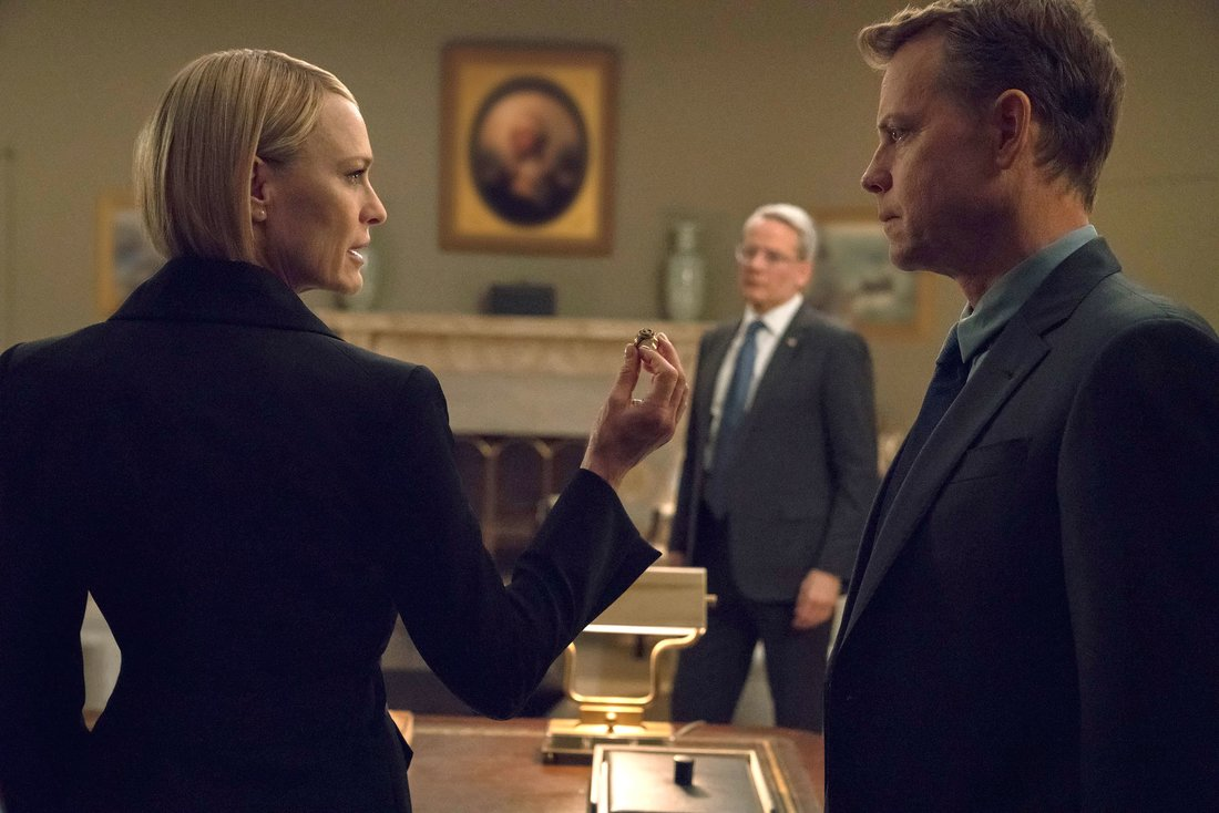 House of Cards season 6: original plot was always about Claire