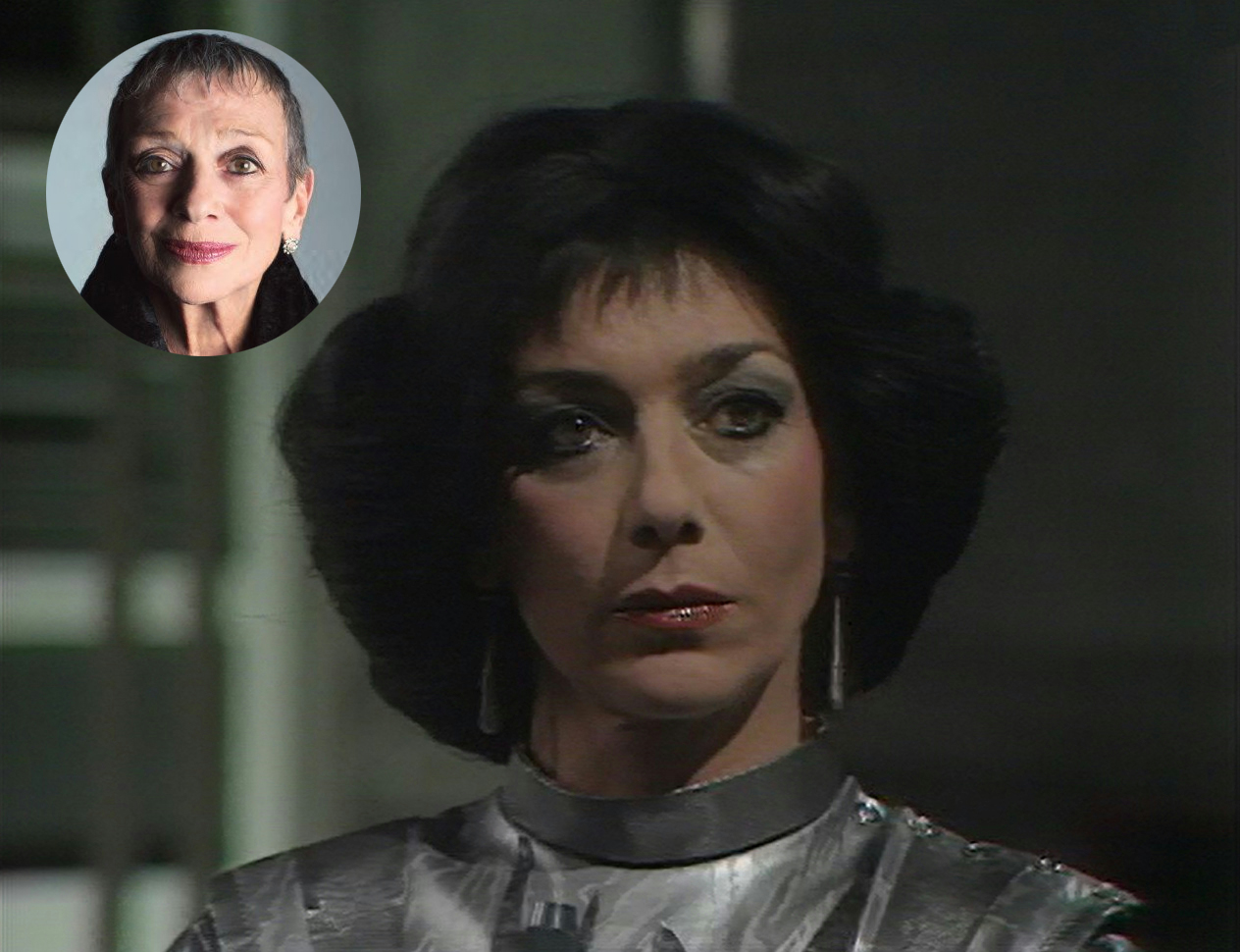 Jacqueline Pearce dies at 74