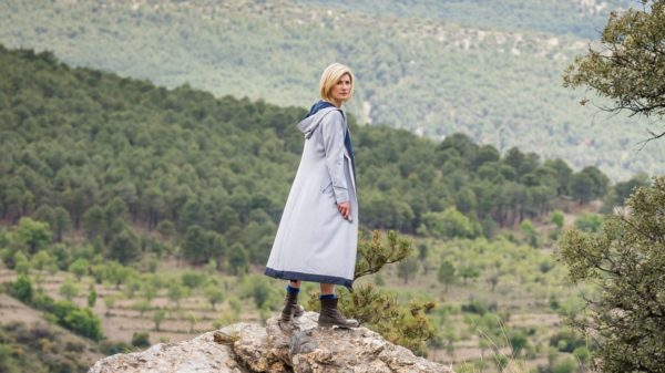 Jodie Whittaker as the Doctor in Andalusia, Ben Blackall, BBC