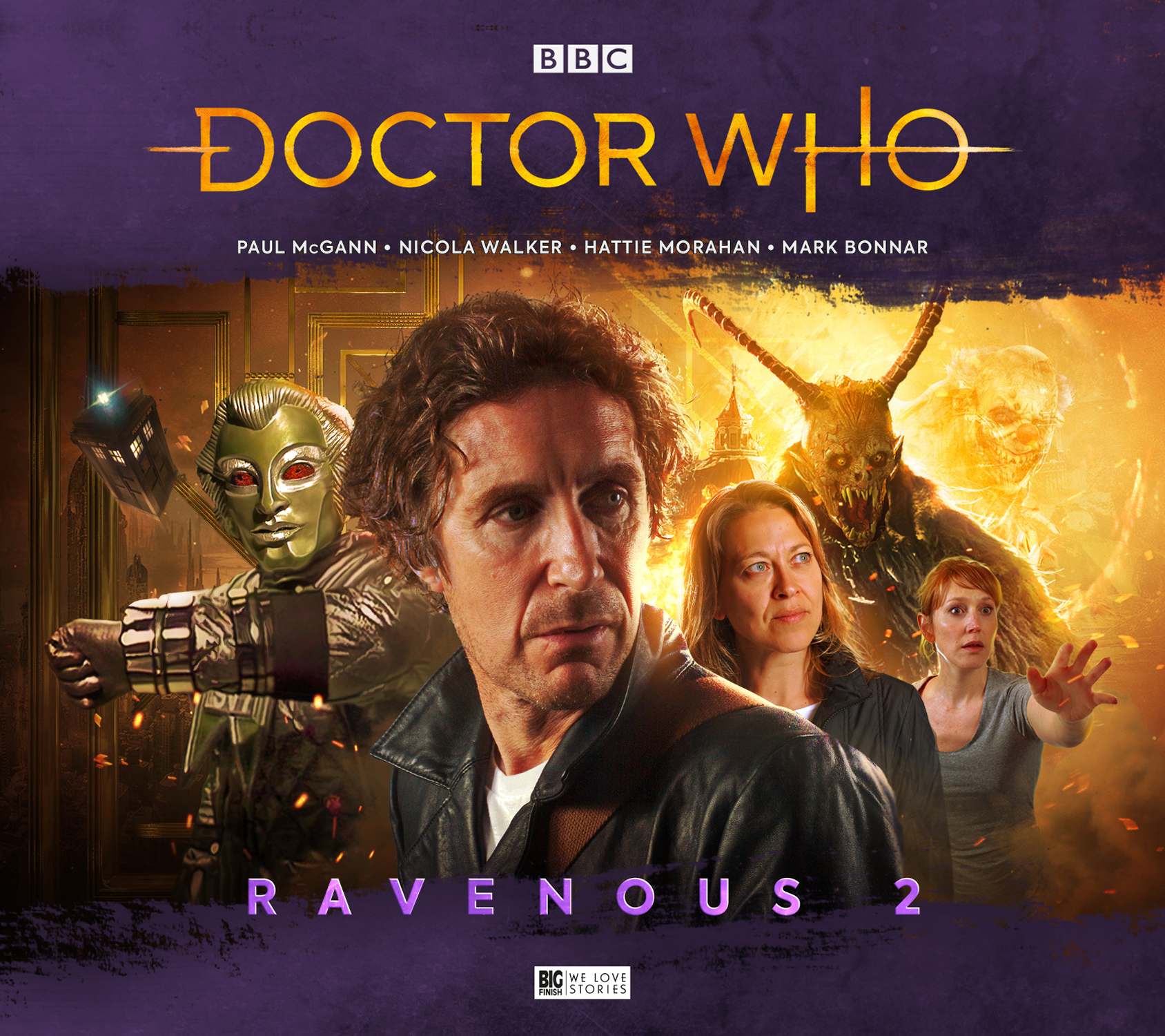 Doctor Who: The Eighth Doctor Adventures – Ravenous 2 review