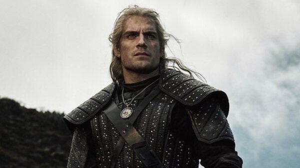 Netflix unleashes new images of Henry Cavill in The Witcher