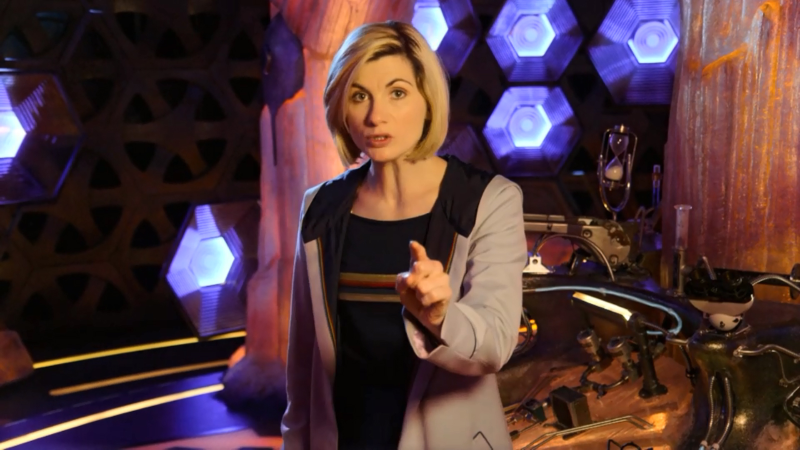 Doctor Who And Jodie Whittaker Receive Nta Nominations