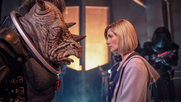 Judoon 13th Doctor