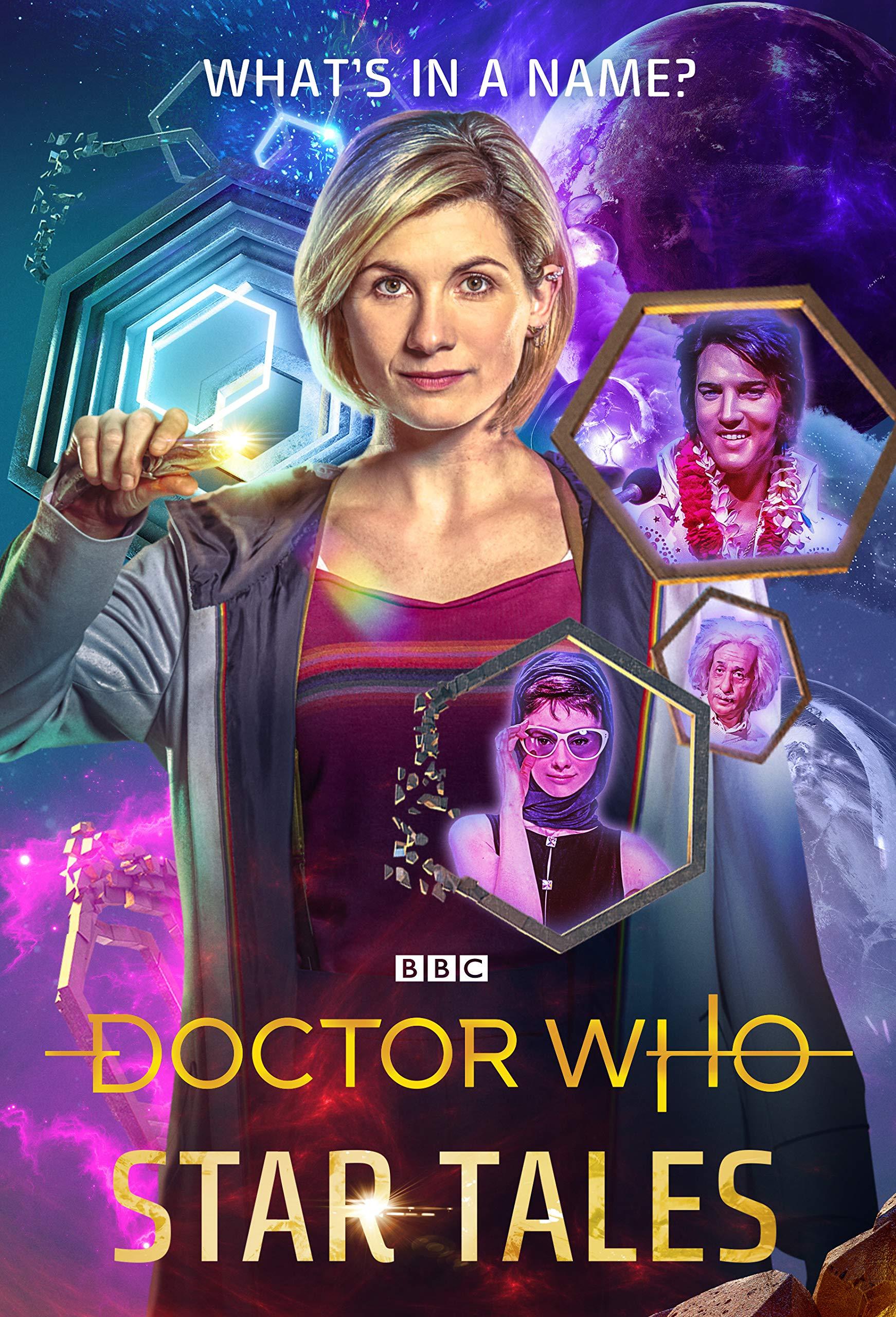 Thirteenth Doctor book released in December ahead of Series 12 in 2020