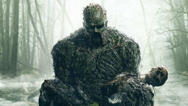 Swamp Thing has been cancelled after one episode