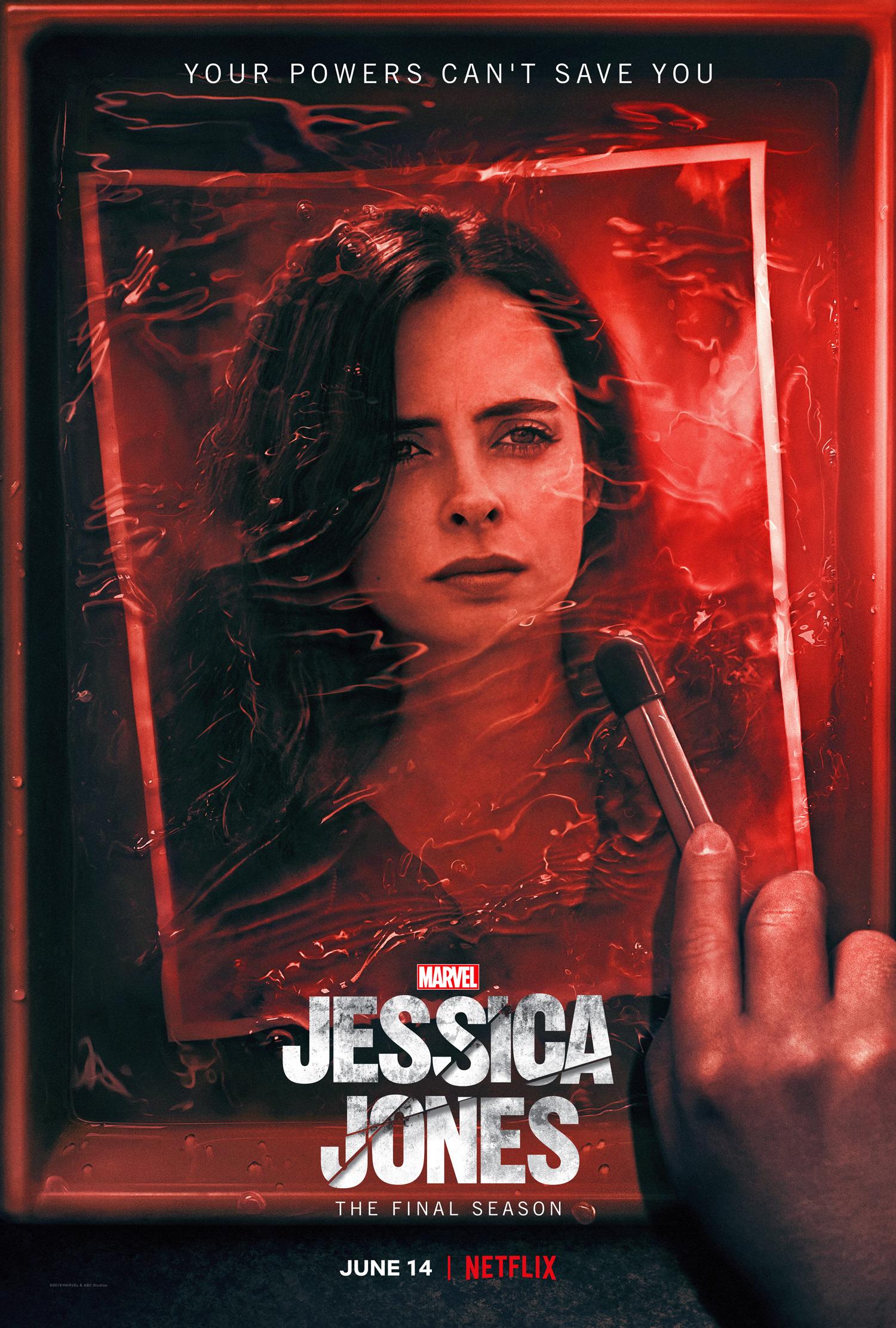 Jessica Jones season 3: trailer and poster tease final episodes