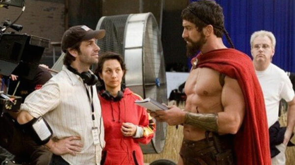 Zack Snyder creating anime Netflix series about Norse mythology