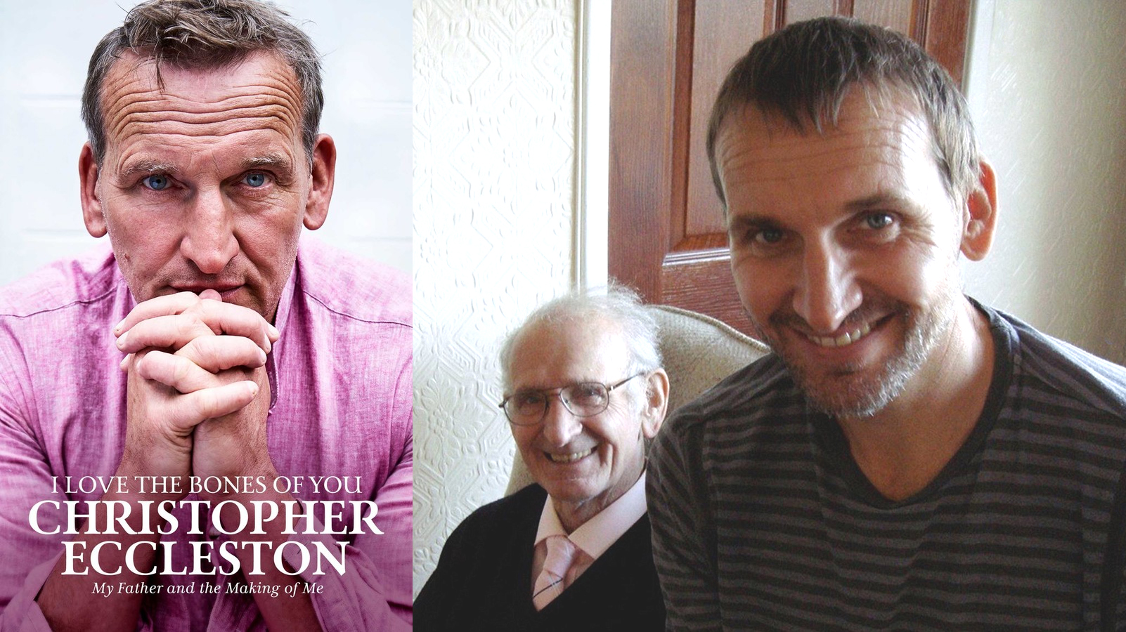 Christopher Eccleston memoir to be released next month