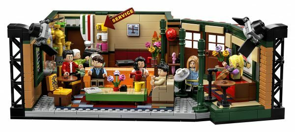 Friends is getting a 25th anniversary LEGO set
