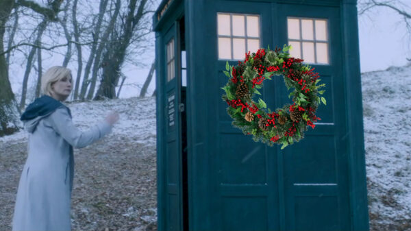 Doctor Who Christmas.Doctor Who Christmas Special Director Discovered