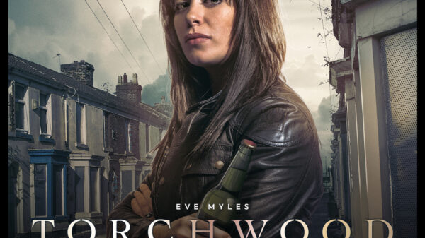 Cover of Torchwood Smashed audio from Big Finish