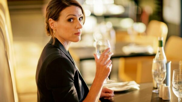 Suranne Jones In Doctor Foster