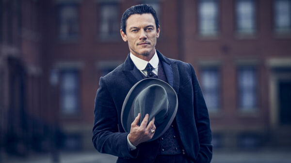 Luke Evans In The Alienist Season 1