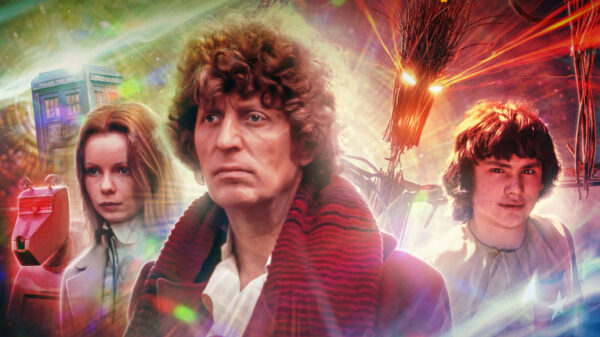 Doctor Who The Fourth Doctor Adventures Series 9 Volume 2 cover artwork