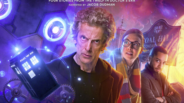 Doctor Who The Twelfth Doctor Chronicles cover artwork