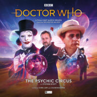 Doctor Who The Psychic Circus cover artwork