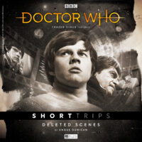Doctor Who Deleted Scenes cover artwork