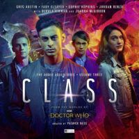 Class The Audio Advenures Vol 3 cover artwork