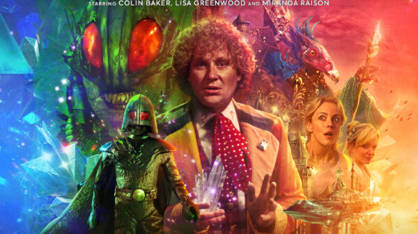 Doctor Who: Cry of the Vultriss cover art