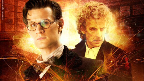 Doctor Who: Regeneration Impossible cover artwork
