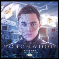 Torchwood - Iceberg - cover