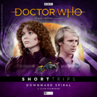 Doctor Who Downward Spiral cover art