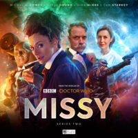 Missy Series 2 Cover Art