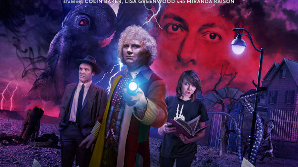 Doctor Who The Lovecraft Invasion cover